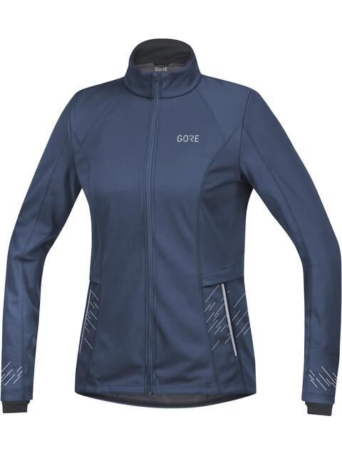 GORE WEAR R5 Windstopper Jacket Women deep water blue
